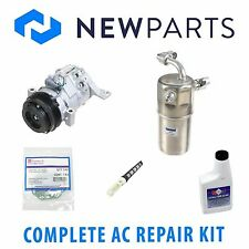 Chevrolet Suburban 1500 Complete AC A/C Repair Kit With NEW Compressor & Clutch