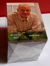 Breaking bad-assiette complète lot de 134 cartes-cryptozoic
