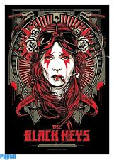 The Black Keys Concert Band POSTER PHOTO ART Music PICTURE 2