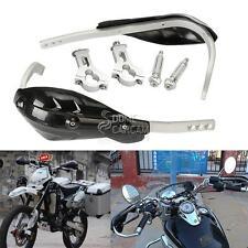 "Black 7/8"" Motorcycle Handlebar Hand Brush Guards Handguard For BMW KTM New"