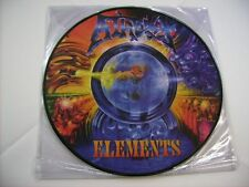 ATHEIST - ELEMENTS - LP PICTURE DISC VINYL BRAND NEW 2008