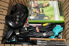 Video Game Lot: NES, Wii, Sega CD, N64, Anime DVDs, Game Guides, Controllers