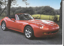 MARCOS 2.0GTS + PRICES CAR SALES 'BROCHURE'/SHEET 1990s ??