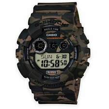 Casio Mens G-Shock GD-120CM-5ER Military Tactical Digital Watch Brown Camo NEW