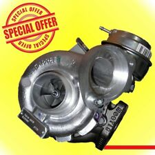 Turbo Charger BMW E46 320d ; X3 2.0d E83 E83N ;  717478-4 ; 750431-4 ; 7787627F