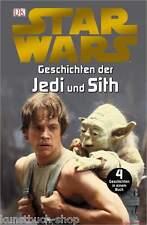 Fachbuch Star Wars™, 4 spannende Geschichten der Jedi und Sith, viele Bilder NEU
