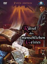 DVD Rätsel Des Menschlichen Geistes 2DVDs