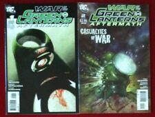 War Of The Green Lanterns Aftermath (2011) #1-2 - Comic Set - DC Comics - Rare