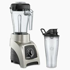 VitaMix S-Series High Performance Personal Blender S55 Brushed Stainless Finish