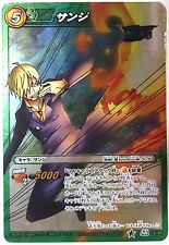One Piece Miracle Battle Carddass Sanji Super Rare 16/85
