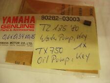 YAMAHA  XS500  TX500  KEIL    90282-03003  TACHOMETER GEAR STRAIGHT KEY