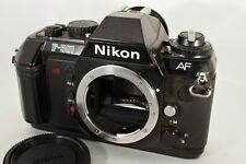 [Exc+]Nikon 35mm SLR F501(as N2020) AF Film Camera freeship Japan C0398