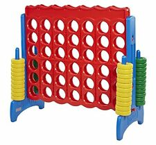 ECR4Kids Jumbo 4 To Score Giant CONNECT FOUR, Giant Connect 4 OVERSIZED GAMES