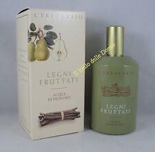 ERBOLARIO Wasser von parfüm Woods Fruchtig 100 ml frau eau parfum fruchtig Woods