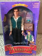 Dimitri Doll Together in Paris from Anastasia Movie Galoob - NIB
