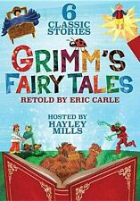 GRIMM'S FAIRY TALE THEATRE - 6 CLASSIC STORIES - DVD - Sealed Region 1
