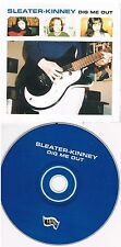 Sleater-Kinney ‎– Dig Me Out CD1997