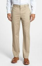 BONOBOS Pants NEW 32 31 Beige WEEKDAY Warrior TROUSER Sz NWT Flat FRONT Tan $98*