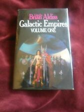 Brian Aldiss -  GALACTIC EMPIRES Vol One - FIRST Edition
