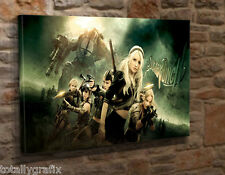 "Box canvas wall art Picture Print Sucker Punch Movie Emily Browning 18""x32"" JN38"