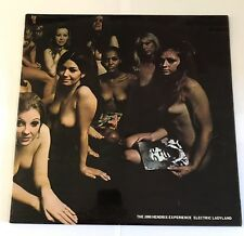 Jimi Hendrix Electric LadyLand Uk 1st Press Track 1968 Ex!!