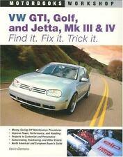VW GTI, Golf, Jetta, MK III & IV: Find I