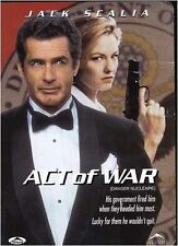 ACT OF WAR (1998) NEW DVD FREE SHIPPING