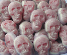 RETRO SWEETS 200G OF JELLY FILLED SKULLS VIDAL GLUTEN FREE