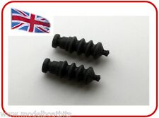 RUBBER BELLOWS (PUSH ROD SEALS) 2 PACK