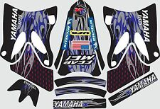 2003-2005 Yamaha YZ250f YZ450f YZF 250 450 Graphics Decal Stickers shroud fender