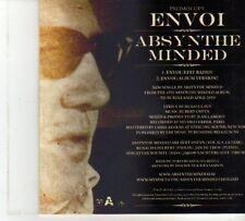 (DP114) Envoi, Absynthe Minded - 2010 DJ CD