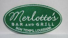 True Blood TV Series - Merlotte's Bar Waitress Uniform - Patch  Aufnäher - neu