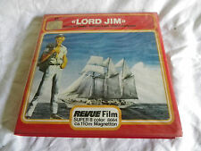 "SUPER 8 FILM ""LORD JIM"" COLOR TONFILM ca.110m REVUE FILM"