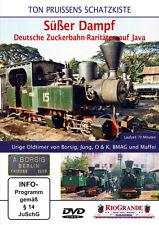 DVD Ton Pruissens Schatzkiste - Süßer Dampf