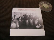1 Track Promo CD Pink Martini Let's Never Stop Falling in Love 2004 Germany