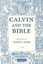 Calvin and the Bible (2006, Paperback)