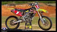 Suzuki Full Plastics and Makita Graphics RMZ RM 125 250 450 1995-present