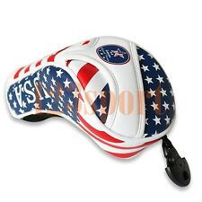 US Star Golf Fairway Wood Headcover Cover w/ Tag For Taylormade Cobra Callaway