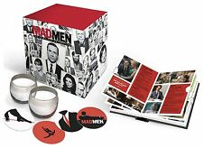 Mad Men: Complete TV Series Seasons 1 2 3 4 5 6 7 Limited DVD Boxed Set NEW!