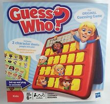 Guess Who? Game People & Pets 2009 100% Complete 6 and up, Boys & Girls, Hasbro