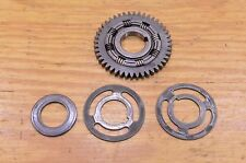 82 YAMAHA XT550 XT 550 COUNTER BALANCER BALANCE DRIVE GEAR ASSEMBLY
