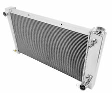 """Best Cooling 2 Row Radiator with 1"""" Tubes For 1967 - 72 Chevy S/T Series 28"""""""