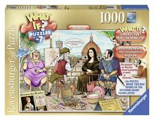 Puzzle 1000 Teile - What If? Nr. 7 Das Portrait (Rätsel-Puzzle) von Ravensburger