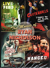 The Movies of Ryan Nicholson - absolutely uncut , Gutterballs , Star Vehicle