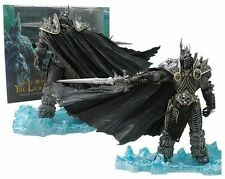 WOW Game Character Arthas Menethil The Lich King Action Figure Statue 21cm Gift