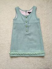 Worn ONCE! Tocca Toddler Christmas Holiday Special Occasion Dress 4T $200