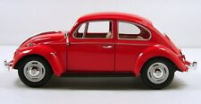 Kinsmart 1967 Volkswagen VW Classic Beetle bug 1:24 Diecast Model car Red K241