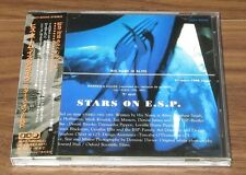 4AD label PROMO issue w/OBI! His Name Is Alive STARS ON E.S.P. more listed