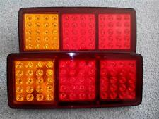 New LED REAR TAIL LIGHT LAMP SCANIA VOLVO DAF MAN IVECO TRUCK TRAILER 12/24 VOLT