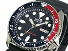 BRAND NEW! SEIKO AUTOMATIC DIVERS MENS WATCH SKX009KC RUBBER BAND WITH BOX